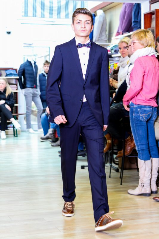 Abiball und Jugendweihe Mode für Jungen