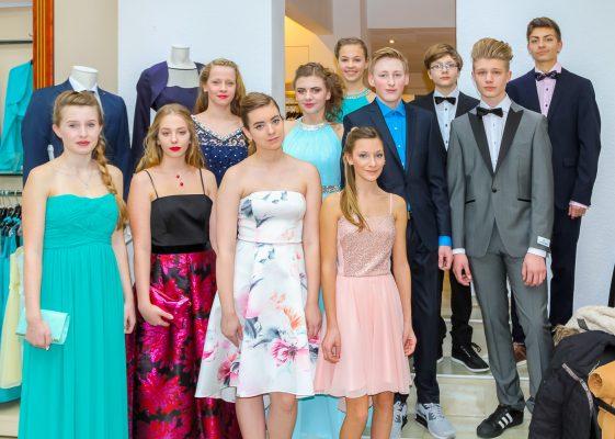 Mode zur Jugendweihe