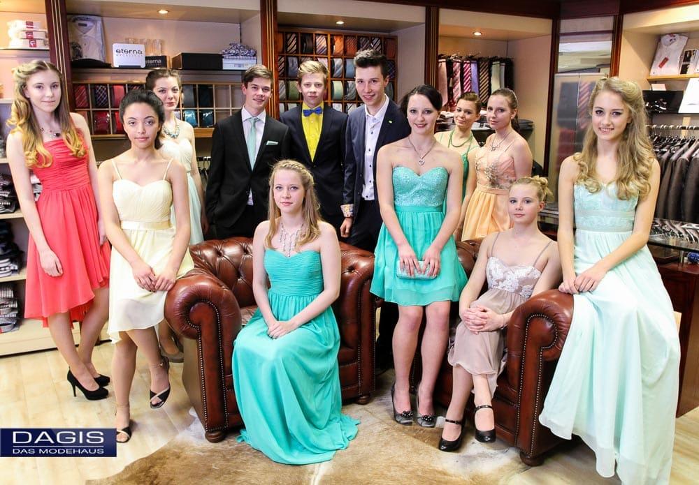 Das Jugendweihe Mode Event 2015