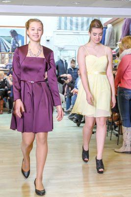 Outfit für Mädchen - Jugendweihe Mode