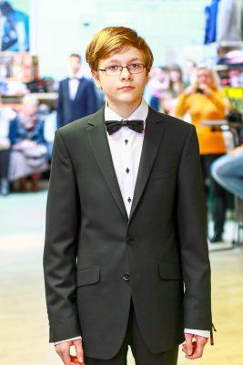 Mode für junge Herren